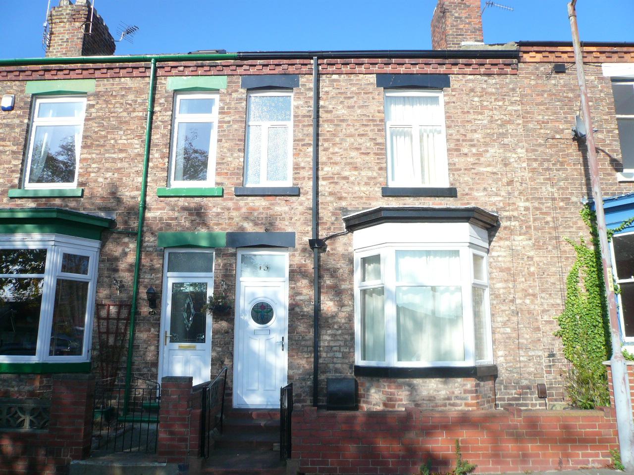 waverley terrace darlington dl1 3 bedroom terraced ebay